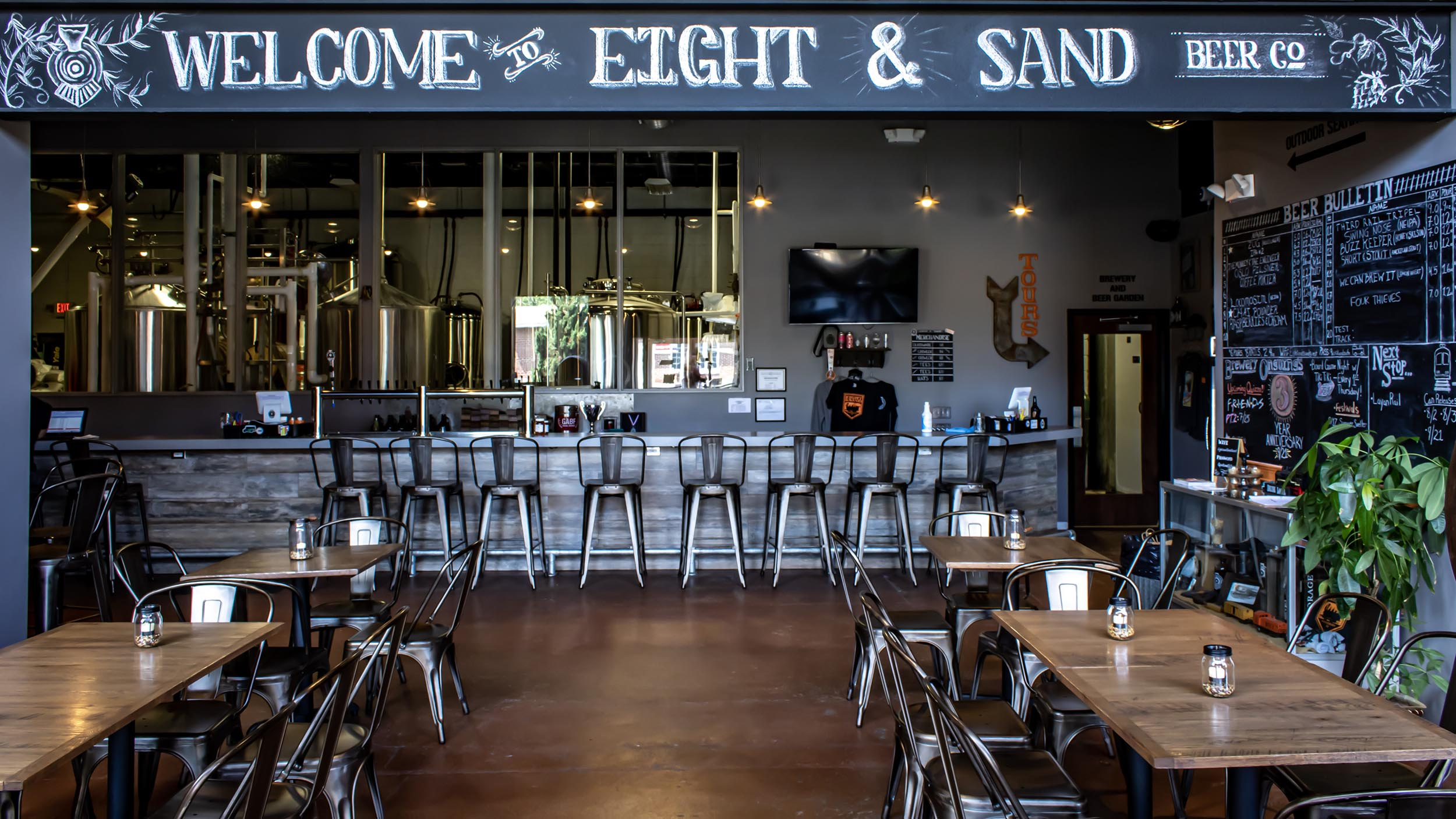 Home Eight Sand Beer Co
